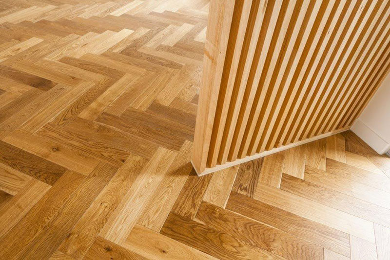 Preference Floors De Marque Collection Oak Wide Planks
