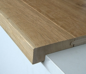 Marvelous Pre Finished Solid And Engineered Timber Stair Nosing Available In Matching  Colours For Both 15mm And 21mm Range. Please Check For Availability.