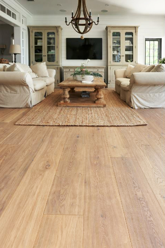 De Marque Collection Oak Wide Planks And Parquetry Preference Floors